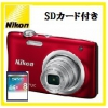 COOLPIX A100 レッド