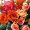 バラ 還暦祝い 花束