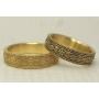 アンティーク調の結婚指輪