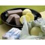 創作和菓子 うす氷&朱鷺の子セット