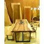一枚板テーブルや天然木の雑貨