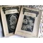ハンガリーの古い手芸雑誌