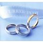 セミオーダー方式の結婚指輪