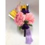 【造花】和装にオススメ 扇子ブーケ