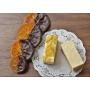砂糖不使用チーズケーキと国産オランジェット