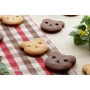 くま&黒くまクッキー