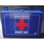 ★70's ジョンソン&ジョンソン社スチール救急箱