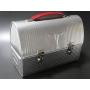 ★60's アメリカ製 サーモス社ヴィンテージ アルミランチボックス
