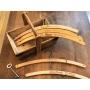 【スイスより♪ヴィンテージ木製ハンガーのご紹介♪】