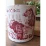 "Mug Cup ""The Frog's Wooing"" - マグカップ (マザーグース)-"