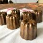 フランス土産出品中♪ 銅のカヌレ型【再入荷】