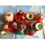 ‐ノエル/クリスマス特集!‐ 1950年代ガラス製ツリー飾り
