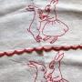 ウサギにめんどりと卵で、イースター特集〜!