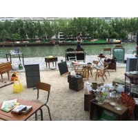 Vivement dimanche*パリの蚤の市雑貨
