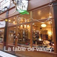 フランスアンティーク雑貨 ラターブルドゥヴァレリー